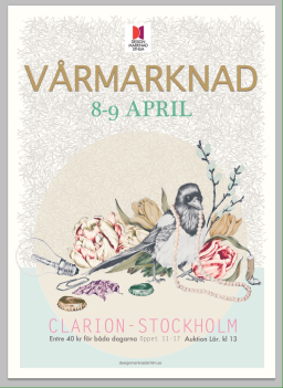 Designmarknad stockholm