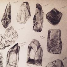 mineraler